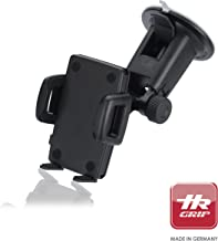 HR Grip Extender Kit Universal Suction Dashboard and Windsheild Car Mount Holder for iPhone 5S/5C/5/4S/4, Samsung Galaxy S5/S4/S3, most 5 Smartphones and MP3 Players