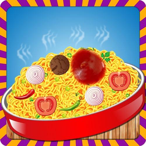 noodle maker - cooking game