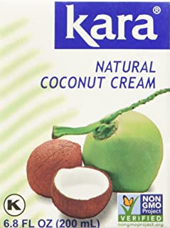 Kara Coconut Cream 6.80 Oz (4 Units)