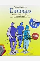Emmaus. Vol. unico. Per la Scuola media. Con espansione online Copertina flessibile
