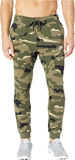NSW Club Camo Jogger BB