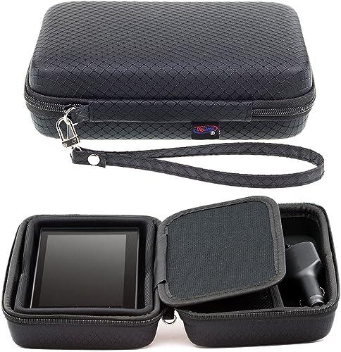 Digicharge Black Hard Carrying Case for Garmin Drive DriveSmart 65 60LM 60LMT 61LMT-S 61LM RV 660LMT Nuvi 68 67 68LM ...