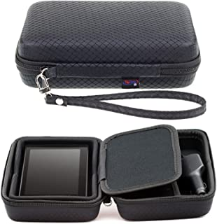Digicharge® Svart hårt bärväska för Garmin Drive 60LM 61 LMT-S DriveSmart 65 60LM 61 LMT-S CamperVan Fleet 660 670V 670 Ca...