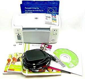 Hewlett Packard Photosmart A310 Photo Printer