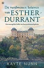 De verdwenen brieven van Esther Durrant (Dutch Edition)