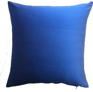 silk ikat pillow cover handwoven silk cushion decorative pilow modern pillow cover soft color accent pillows home decor home living 16x24