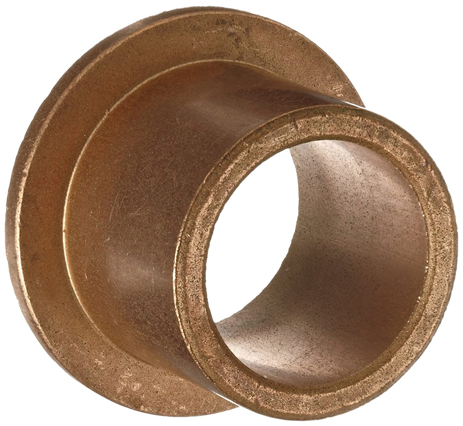 Bunting Bearings EF081012 Flanged 8 SAE Metal Directly managed store Powdered Shipping included
