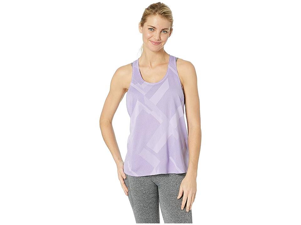 Brooks Array Tank Top (Lilac Eclipse Jacquard) Women