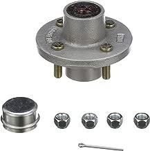 Seachoice 53021 1 Inch Trailer Wheel Galvanized Hub Kit – 4 Lug – 1,250 Pound Capacity – Pre-Greased, One Size
