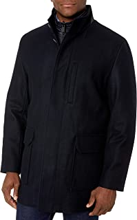Men's Melton Wool 3 in 1 car Coat