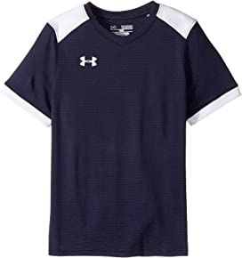 048d9778 Under Armour Kids UA Big Logo Surf Shirt (Little Kids/Big Kids ...