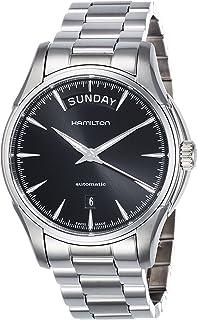 Hamilton - H32515535 - Reloj para hombre, correa de cuero