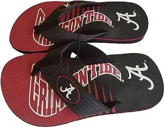 Alabama Crimson Tide Men's Tidal Shower Slides Shoes