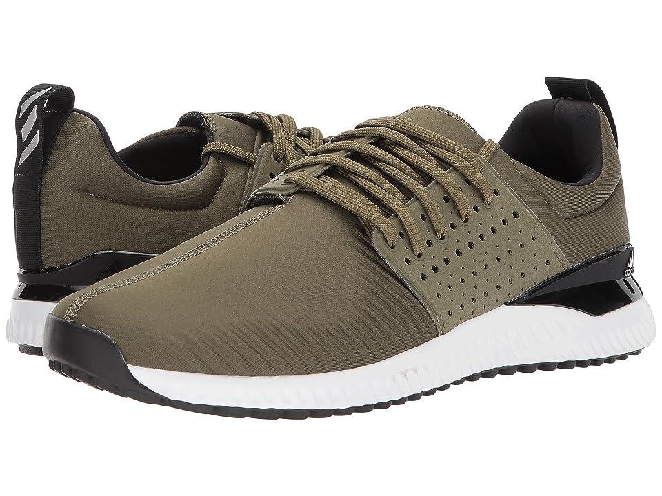 adidas Golf Adicross Bounce (Olive Cargo/Core Black/Footwear White) Men