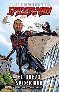 Miles Morales. Spiderman. El nuevo Spiderman - Numero 1