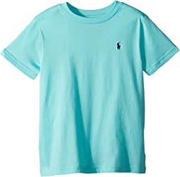 Polo Ralph Lauren Kids - Cotton Jersey Crew Neck T-Shirt (Little Kid/Big Kid)