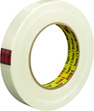 Scotch T914898112PK White #8981 Strapping Tape, 60 yd. Length, 0.75