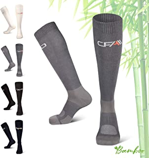 COMPRESSION FOR ATHLETES, des Chaussettes de Compression en Bambou de Haute Qualité,..