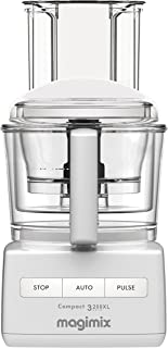 Magimix 12-Cup Food Processor by Robot Coupe 3200 XL (12 Cup, White)