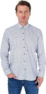 Saldera Slim Fit Uzun Kollu Gömlek Beyaz