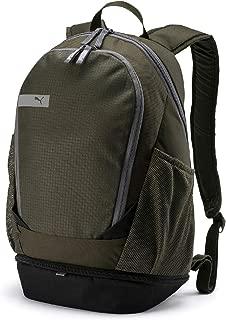 PUMA Unisex-Adult Backpack, Green - 075491