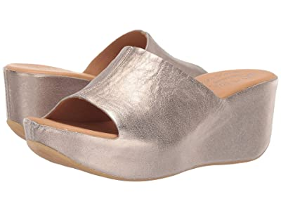 Kork-Ease Greer (Gold Metallic) Women