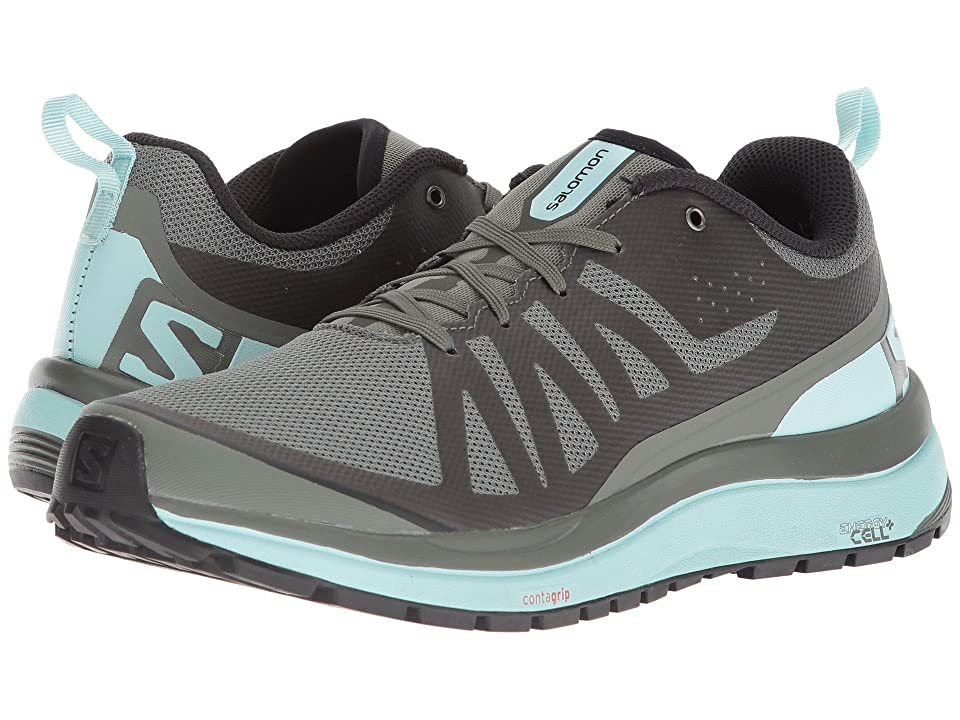 Salomon Odyssey Pro (Castor Gray/Eggshell Blue/Black) Women