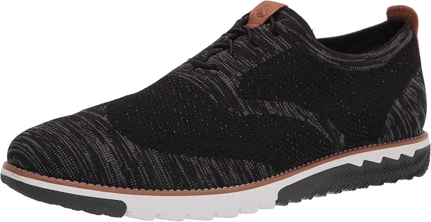Hush High quality new Puppies Men's Expert Oxford Wingtip Knit Max 50% OFF