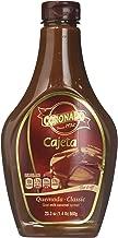Cajeta Coronado Quemada Classic, 23.3z Goat Milk Spread Caramel Squeeze Bottle (Quemada, 2 Pk)
