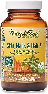 MEGAFOOD Skin Hair & Nails, 60 CT