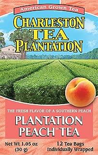 charleston plantation peach tea