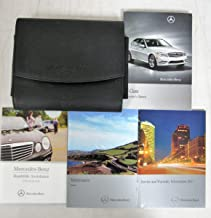 2011 Mercedes-Benz C-Class Owners Manual book