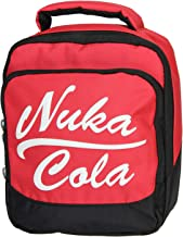 Fallout Nuka Cola Video Game Double Compartment Cooler Insulated Lunch Box Bag Tote