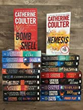 Catherine Coulter (Set of 9 FBI) Cove; Maze, Target, Edge; Riptide; Hemlock; Eleventh; Bind; Blowout