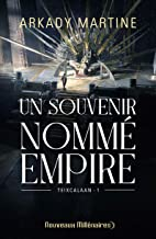 Un souvenir nommé empire (French Edition)