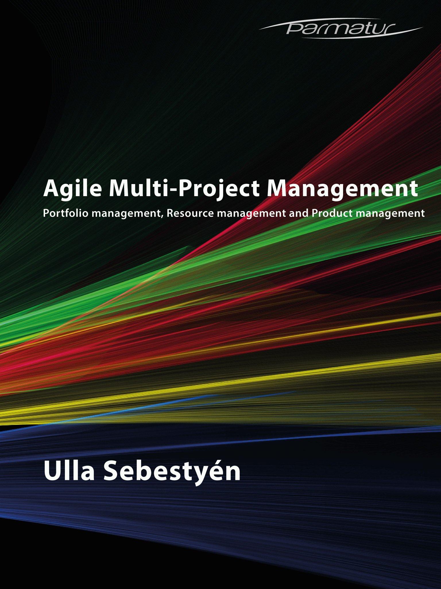 Agile Multi-Project Management: Portfolio management, Resource management and Product management (Agile Product Development Book 1)