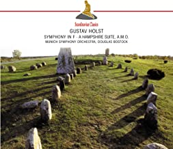 Holst: Cotswolds Symphony / Hampshire Suite / The Perfect Fool / Suite 2 for band orchestrated