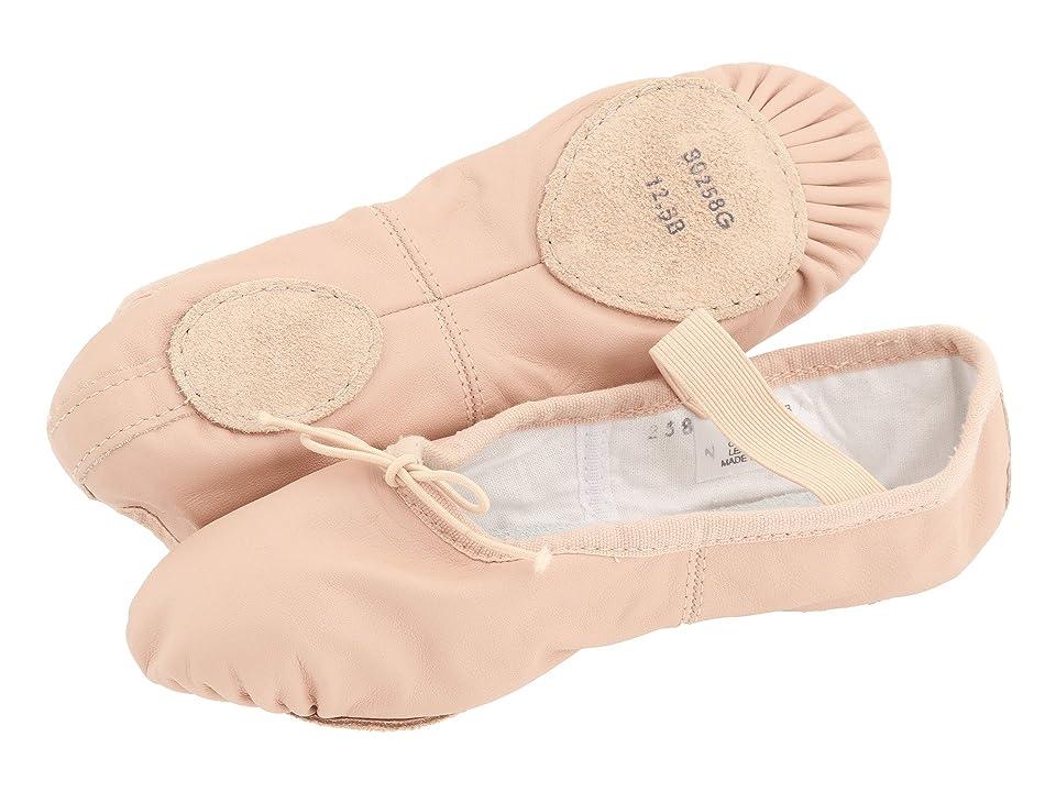 Bloch Kids Dansoft Split Sole S0258G (Toddler/Little Kid) (Pink) Girls Shoes