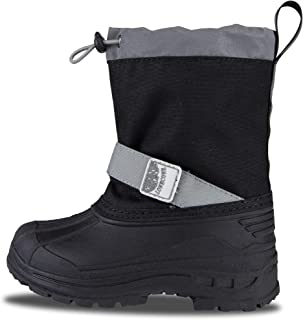 LONECONE Waterproof Snow Boots for Kids and Toddlers
