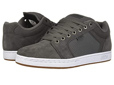 etnies Barge XL (Grey/White/Gum) Men