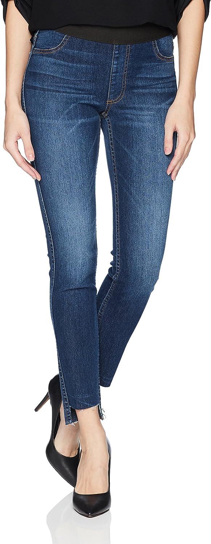 Karen Kane Womens Step Hem Jegging Jeans