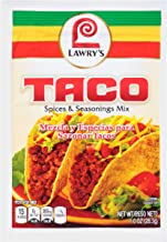 Lawry's Taco Seasoning Mix, 1 oz