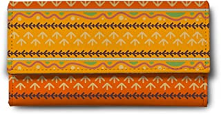 ShopMantra Multicolored Canvas Women's Wallet (LW00000204)