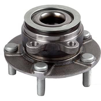 National 513278 Front Wheel Bearing and Hub Assembly Federal Mogul