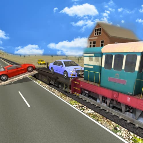 Car Transport Train Simulator