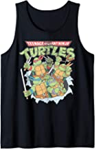 Nickelodeon Teenage Mutant Ninja Turtles Break Through Tank Top