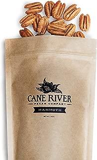 Mammoth Desirable Pecan Halves, 1 pound bag - Cane River Pecan Co.