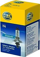 HELLA H4 Standard Halogen Bulb, 12 V, 60/55W