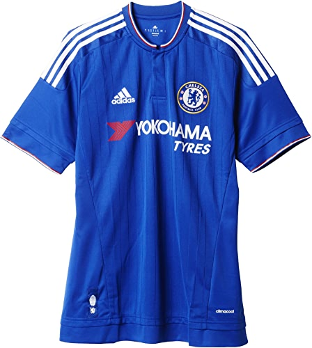 Adidas pour Homme Chelsea Home Replica Soccer Jersey