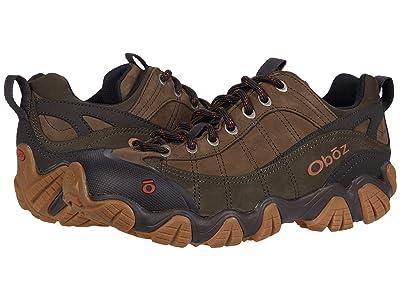 Oboz Firebrand II Low Leather (Stone) Men